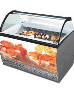 Ice Cream & Gelato Display Cases