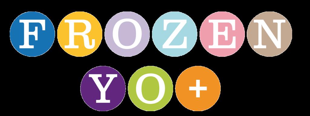 Frozen Yo+ logo